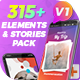 Instagram Stories & Vertical Video Pack - VideoHive Item for Sale