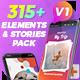 Instagram Stories & Vertical Video Pack - VideoHive Item for Sale