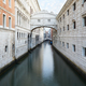 Bridge of Sighs, wide angle view in the morning in Venice - PhotoDune Item for Sale