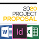 34 Pages Full Proposal Package A4 / Us Letter - GraphicRiver Item for Sale