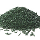 Spirulina Flakes Over White Background - PhotoDune Item for Sale