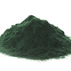 Spirulina Powder Over White Background - PhotoDune Item for Sale