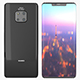 Huawei Mate 20 Pro Black - 3DOcean Item for Sale