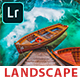 Landscape Presets Lightroom - GraphicRiver Item for Sale