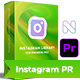 Instagram Library for Premiere Pro - VideoHive Item for Sale