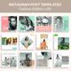 Fashion Instagram Posts v.03 - GraphicRiver Item for Sale