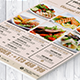 Food Flyer Template Vol. 10 - GraphicRiver Item for Sale