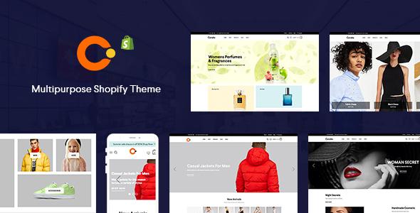 Cerato - Multipurpose Shopify Theme