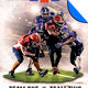 Football Playoffs Flyer Template - GraphicRiver Item for Sale