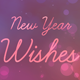 New Year Wishes - VideoHive Item for Sale