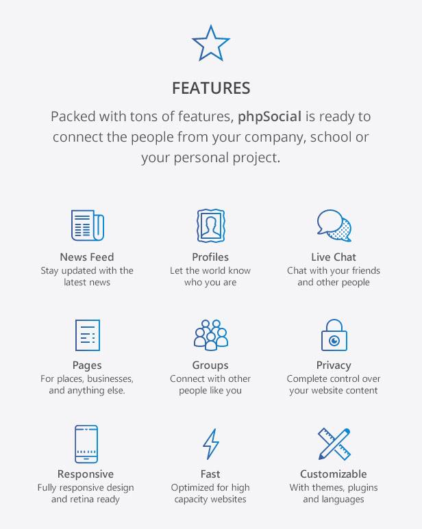 phpSocial - Social Network Platform - 5