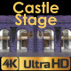 Castle Stage Scene - VideoHive Item for Sale