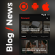 Blog & News Android + iOS App Template | HTML + Css IONIC 3 | NewSpot - CodeCanyon Item for Sale