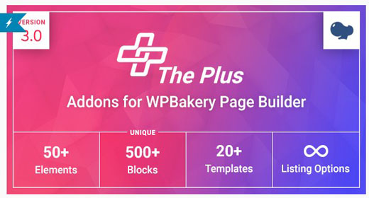 The Plus Addons for WPBakery Page Builder (formerly Visual Composer)