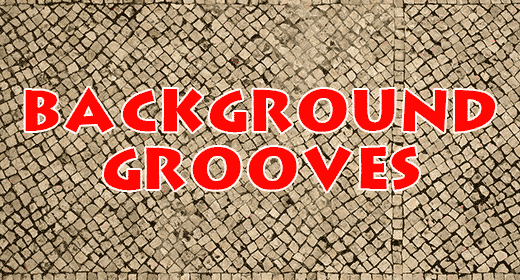 Background Grooves