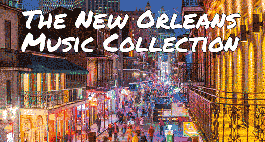 The New Orleans Music Collection