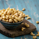 Bowl of cashew on stone - PhotoDune Item for Sale