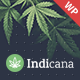 Indicana - Medical Marijuana WordPress Theme - ThemeForest Item for Sale