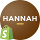 Ap Hannah Shopify Theme for Furnitures | Home Decor | Wooden - ThemeForest Item for Sale