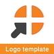 Medclick Logo Template - GraphicRiver Item for Sale
