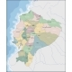 Map of Ecuador - GraphicRiver Item for Sale