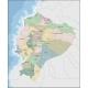 Map of Ecuador - GraphicRiver Item for Sale