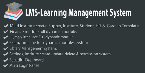 Nulled LMS-Learning Management System Free Download - Nulled