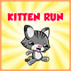 Kitten Run - HTML5/Construct 2 Game, Mobile & Desktop Version (CAPX included)