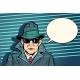Spy Secret Agent - GraphicRiver Item for Sale