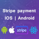 React native Stripe payment - CodeCanyon Item for Sale