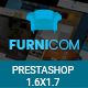 Furnicom - Responsive PrestaShop 1.6 and 1.7 Furniture Theme - ThemeForest Item for Sale