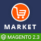 Market - Premium Responsive Magento 2 and 1.9 Store Theme with Mobile-Specific Layout (20 HomePages) - ThemeForest Item for Sale