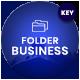 Folder Business Keynote Template - GraphicRiver Item for Sale