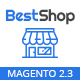 BestShop - Responsive Digital Magento 2 Store Theme - ThemeForest Item for Sale