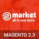 eMarket - SuperShop Responsive Magento 2 Theme - ThemeForest Item for Sale