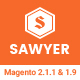 Sawyer - Multipurpose Responsive Magento 2 and 1.9 Theme - ThemeForest Item for Sale