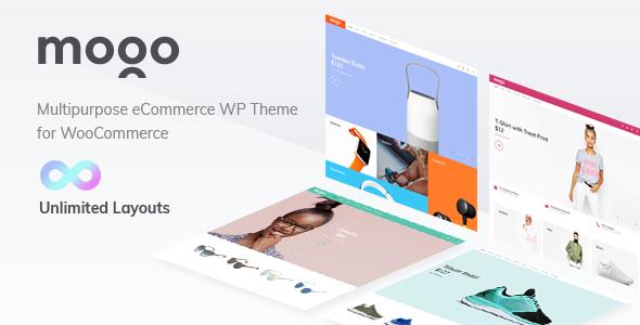 Mogo - Fastest Fashion WooCommerce WordPress Theme