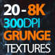 8K Grunge Textures Volume 1 - GraphicRiver Item for Sale