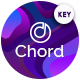 Chord Music Keynote Template - GraphicRiver Item for Sale