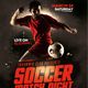 Soccer Match Night Flyer - GraphicRiver Item for Sale