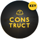 Construct Keynote Template - GraphicRiver Item for Sale