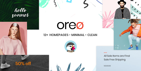 At Oreo Prestashop 1.7.5.x Theme for Fashion | Clothing| Bags | Shoes | Accessories - Fashion PrestaShop