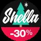 Shella-终极时尚响应购物主题