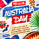 Australia Day Party Poster vol.8 - GraphicRiver Item for Sale