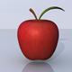 Apple 3D Model - 3DOcean Item for Sale