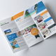 Hotel & Travel Trifold Brochure - GraphicRiver Item for Sale