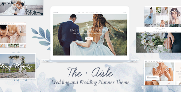 https://themeforest.net/item/the-aisle-elegant-wedding-theme/23085158?ref=dexignzone