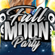 Full Moon Party - GraphicRiver Item for Sale