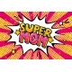 Super Mom in Pop Art Style for Happy Mother s Day - GraphicRiver Item for Sale