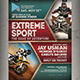 Extreme Sport Flyer / Poster - GraphicRiver Item for Sale